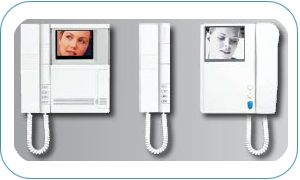 Video and Audio Intercoms